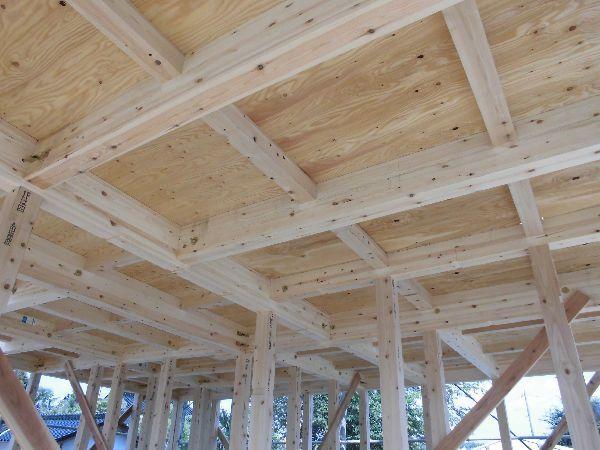 岡山県産木材補助金制度を利用