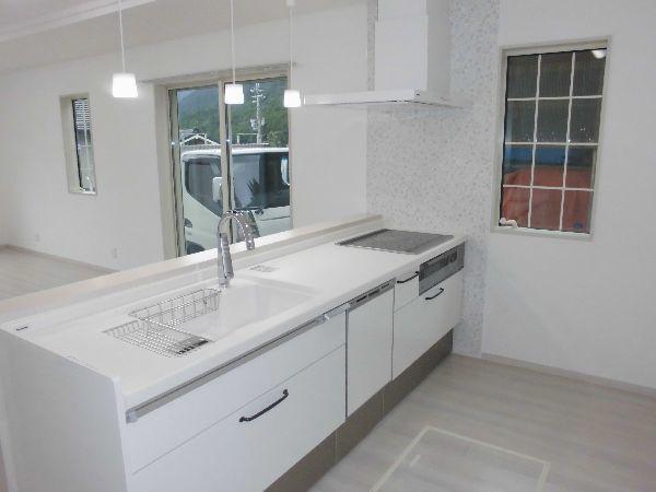 食器洗い乾燥機付きIHキッチン