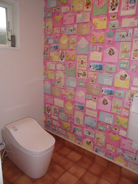 可愛いトイレ