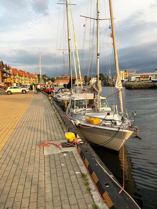 Hafen Ustka