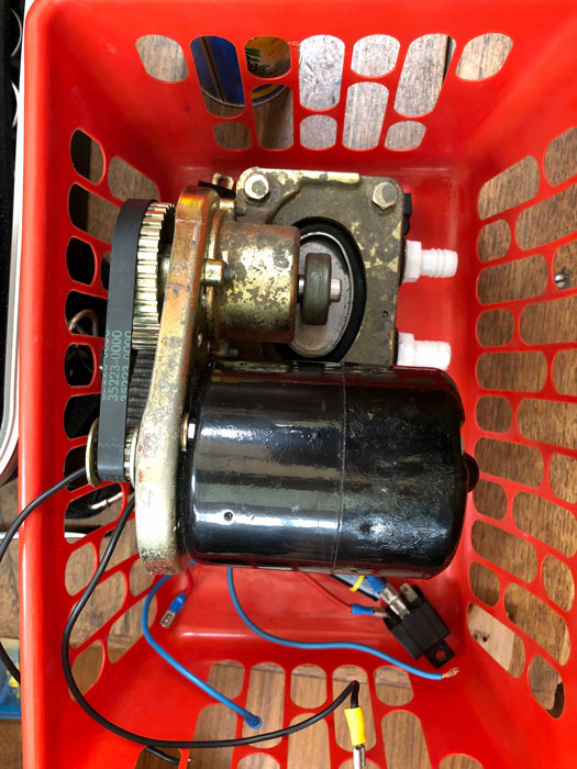 Druckwasserpumpe Winga87