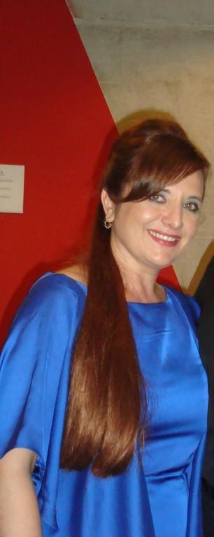 """""""Flora Bervoix"""" en  LA TRAVIATA   2009"""
