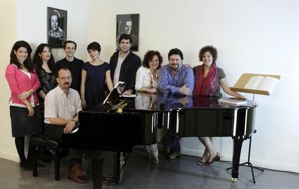 Elenco de La Flauta Mágica de W.A.Mozart Junio 2011