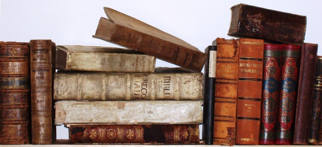 Bücher für die Ewigkeit, Quelle: Wikicommons/ Gnosos