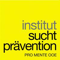 Logo vom Institut Suchtprävention