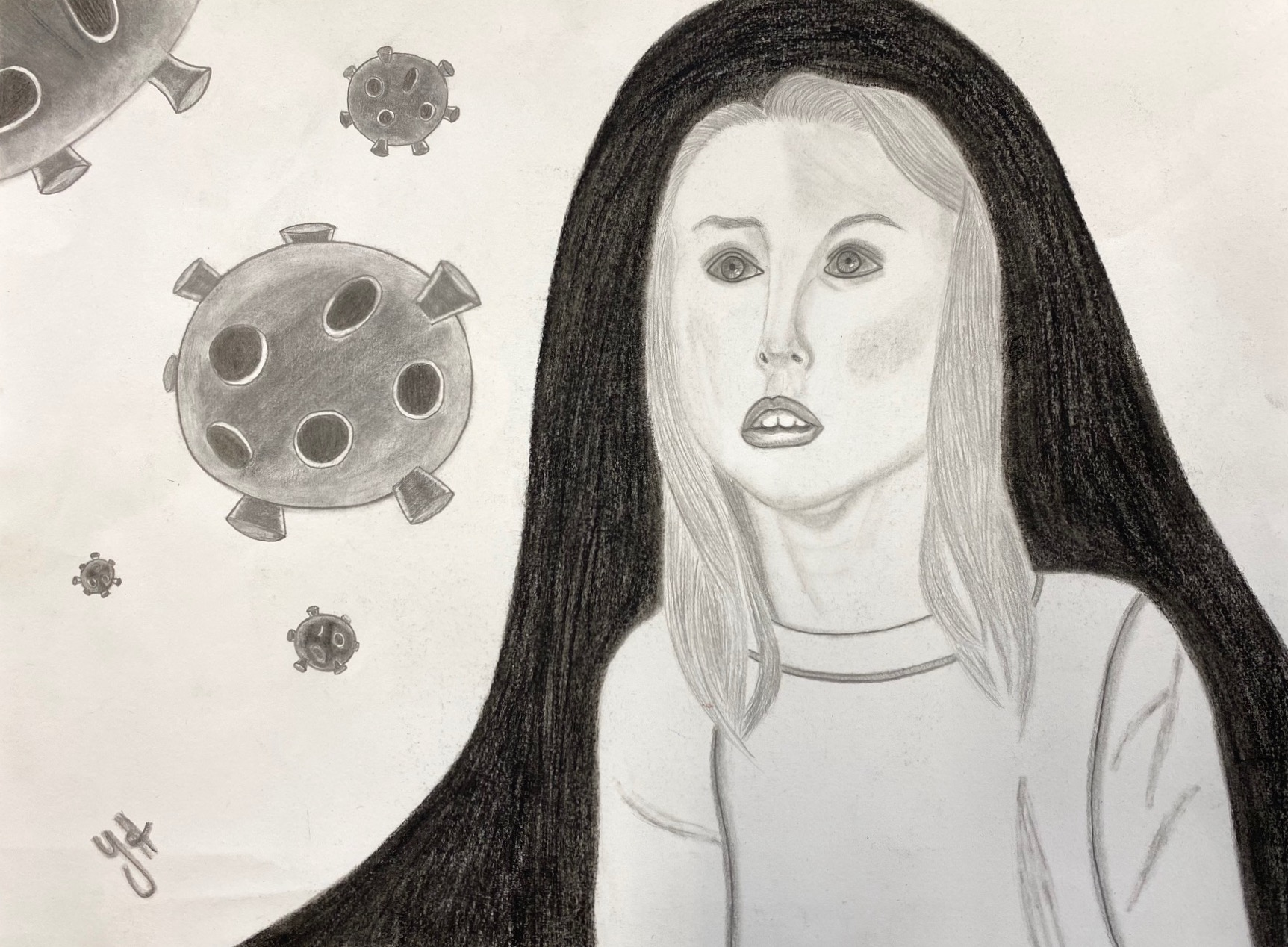 Invasion der Viren von Jutta Hofinger