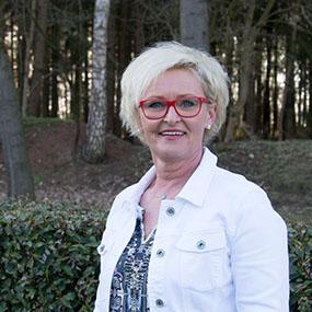Brigitte Fangmann (Kassenwart, Rechnungsempfänger)