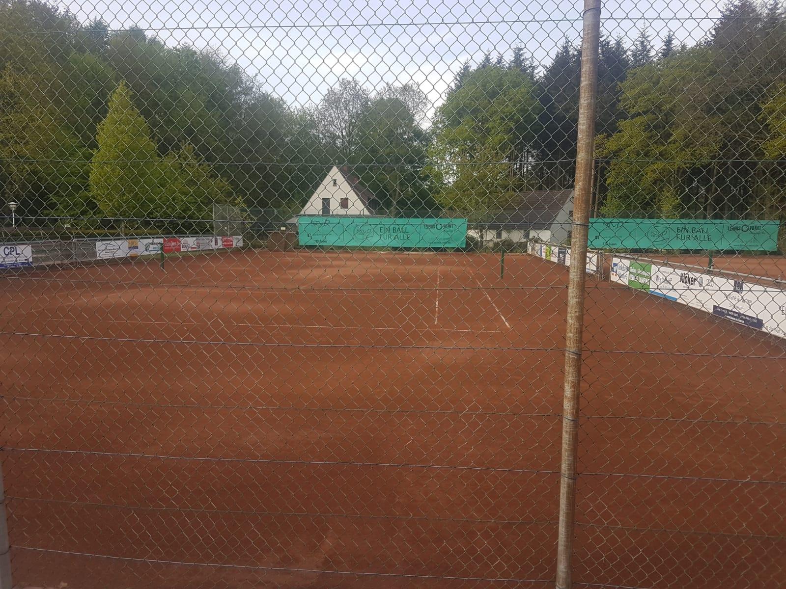 ein Hoffnungsschimmer am Tennis-Horizont