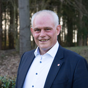Peter Bahlmann (2. Vorsitzender - Finanzen)