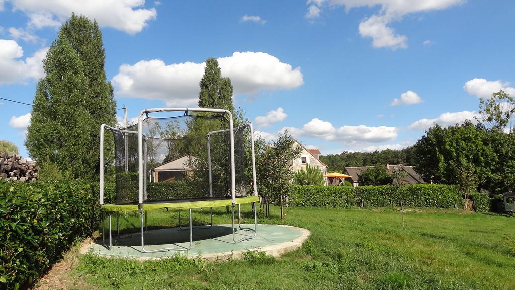 Le trampoline