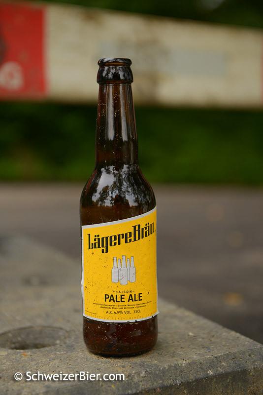 Lägere Bräu Pale Ale