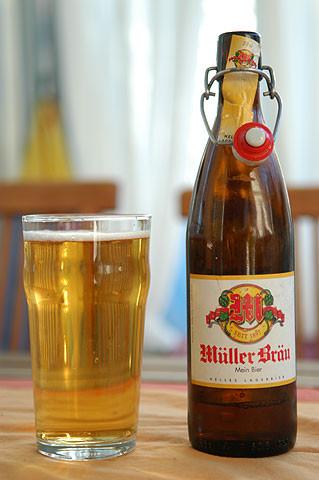 Müllerbräu Lager