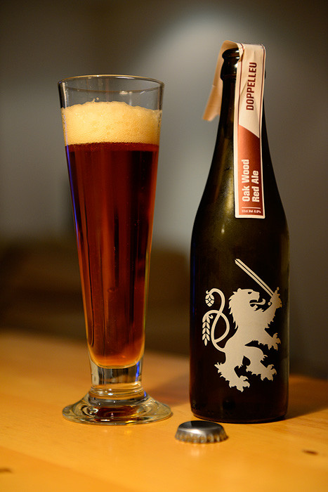 Doppelleu - Oak Wood Red Ale