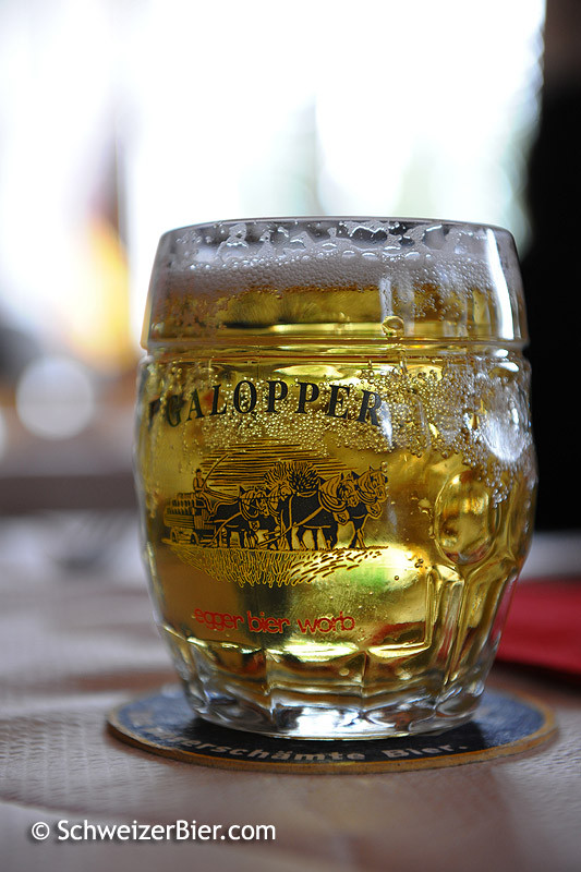 Egger Bier Worb - Galopper