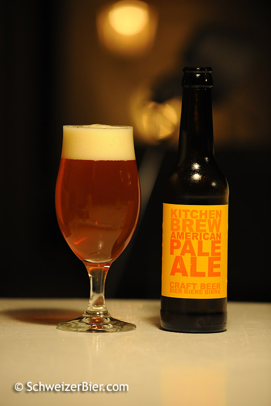 American Pale Ale - Kitchen Brew
