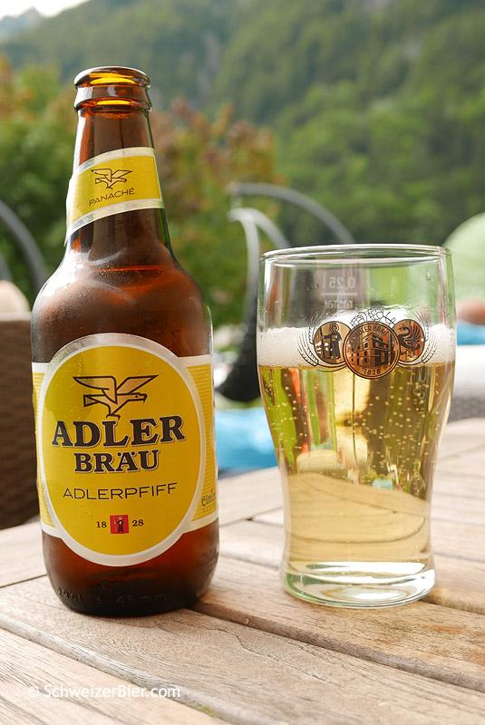 Adlerpfiff - Adlerbräu - Panaché