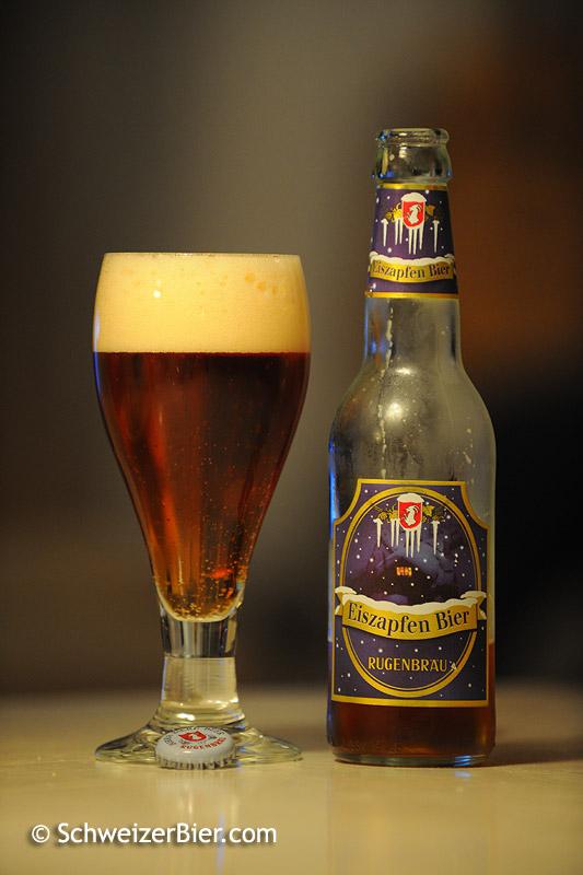 Rügenbräu - Eiszapfen Bier