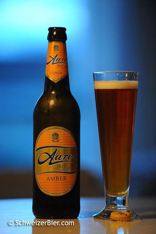 Aare Bier - Amber