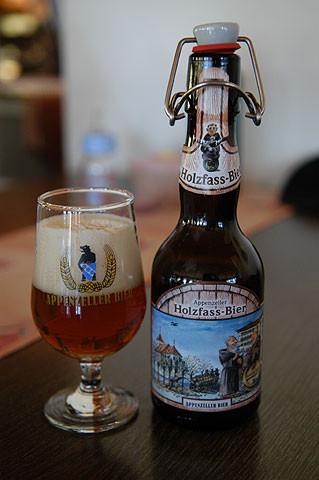 Appenzeller Holzfass-Bier