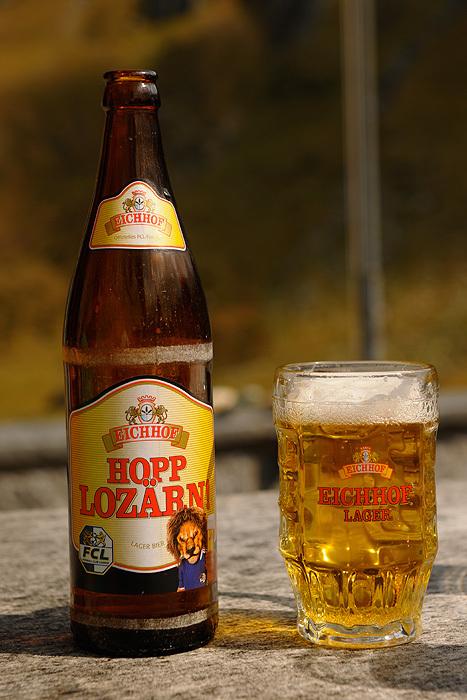 Eichhof Hopp Lozärn - Lager Bier