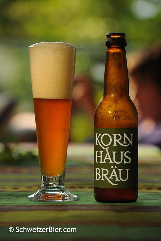 Kornhausbräu - Das IPA