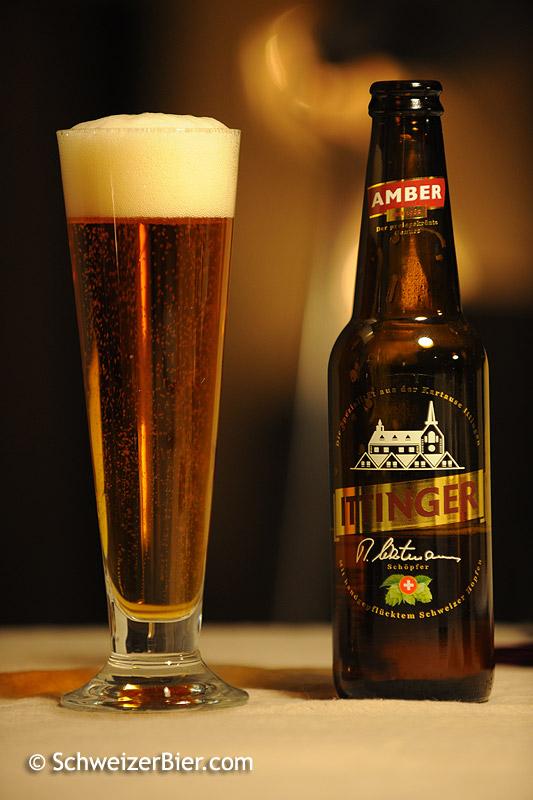 Ittinger Amber - neue Etikette
