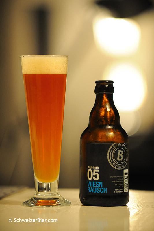Wiesn Rausch - Club Bier 05 - Liechtensteiner Brauhaus