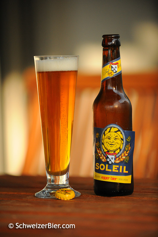 Egger Bier - Soleil