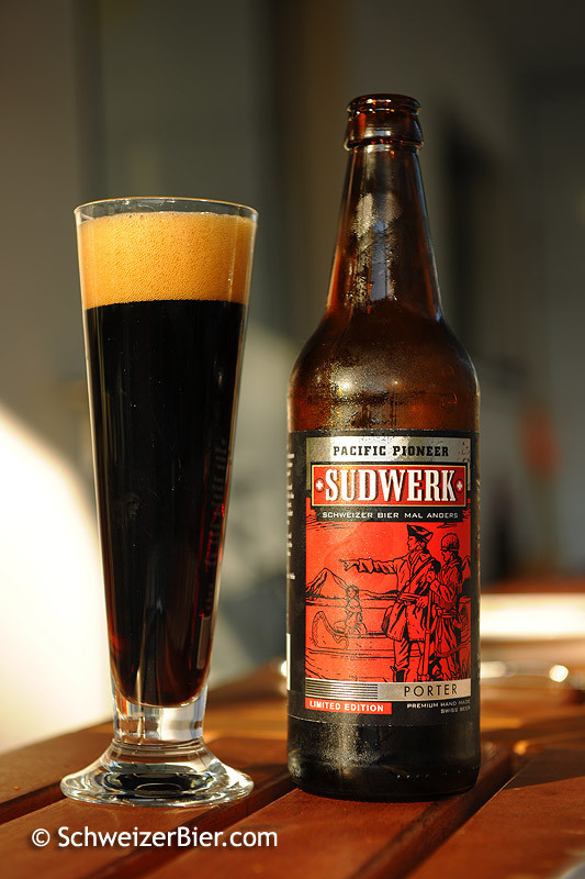 Sudwerk - Pacific Pioneer - Porter Limited Edition