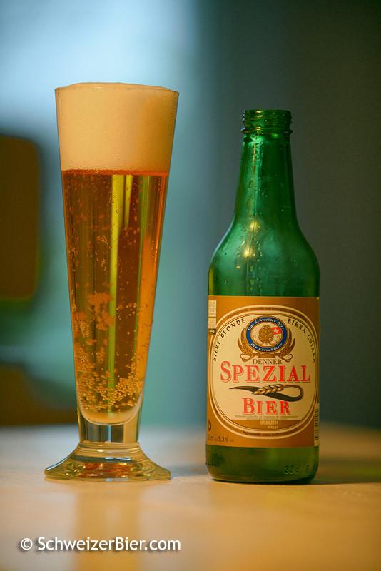 Denner Spezial Bier