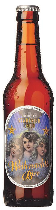 Stadtbier Chur - Weihnachts Bier