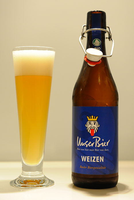 Unser Bier - Weizen