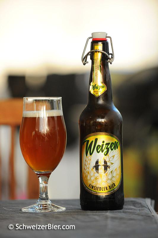 Einsiedler Bier - Weizen