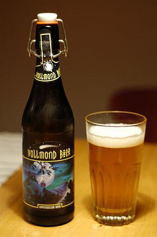 Appenzeller Vollmond Bier