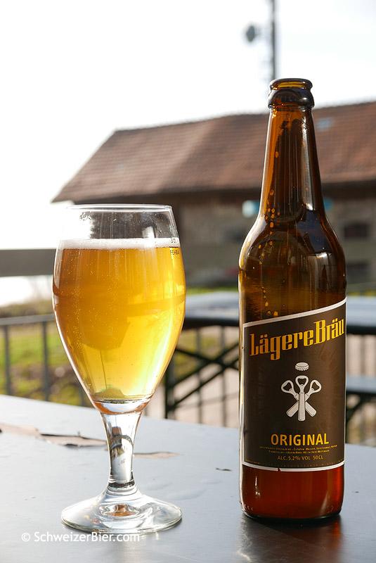 Lägere Bräu - Original