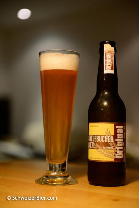 Entlebucher Bier - Das Original - Naturtrüb