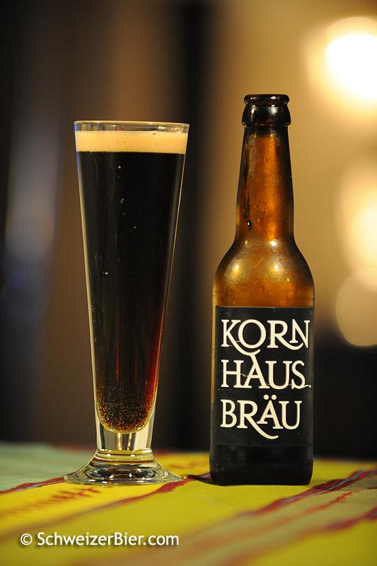 Kornhaus Bräu - Das Schwarze