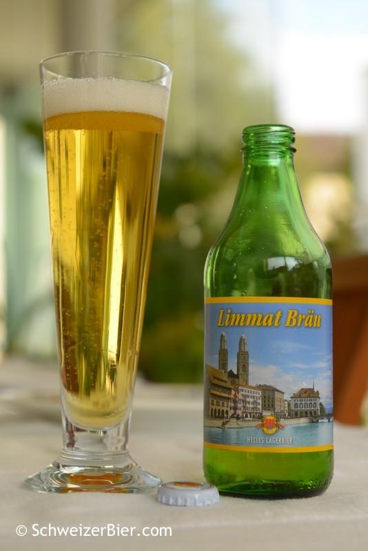 Limmat Bräu - Müller Bräu Baden