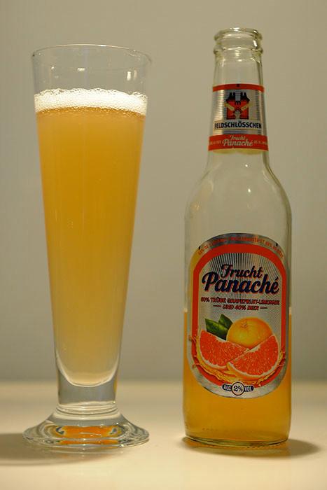 Feldschlösschen Frucht Panaché - Trübe Grapefruit Limonade