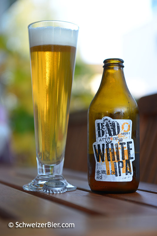 Bad Attitude - White IPA