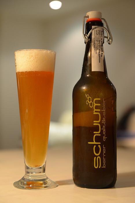 Schuum - Berner Qualitätsbier - Pale Ale