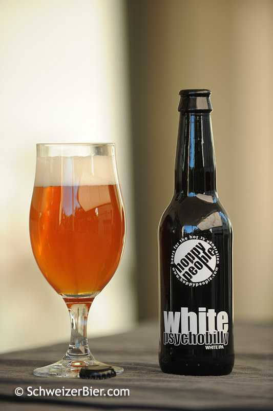 White IPA - white psychobilly - Hoppy People