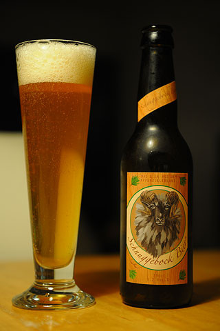 Appenzeller Schnuggebock Bier