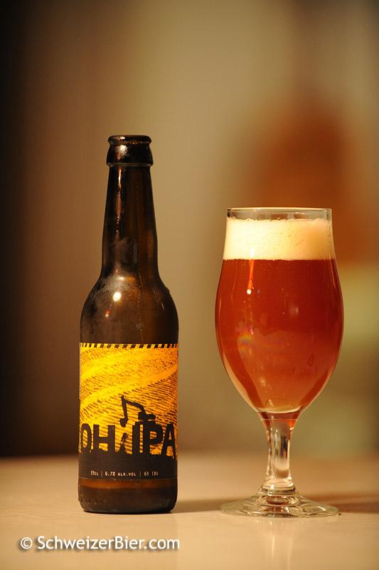 OH  IPA - Bier Factory