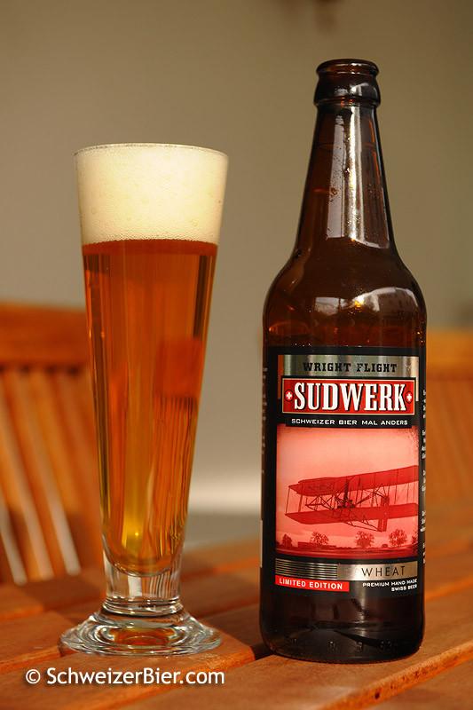 Sudwerk - Wright Flight - Wheat - Limited Edition