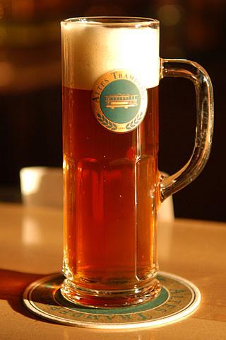 Altes Tramdepot Bier