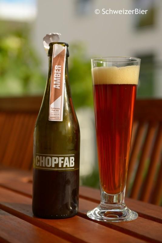 Doppelleu - Chopfab - Amber