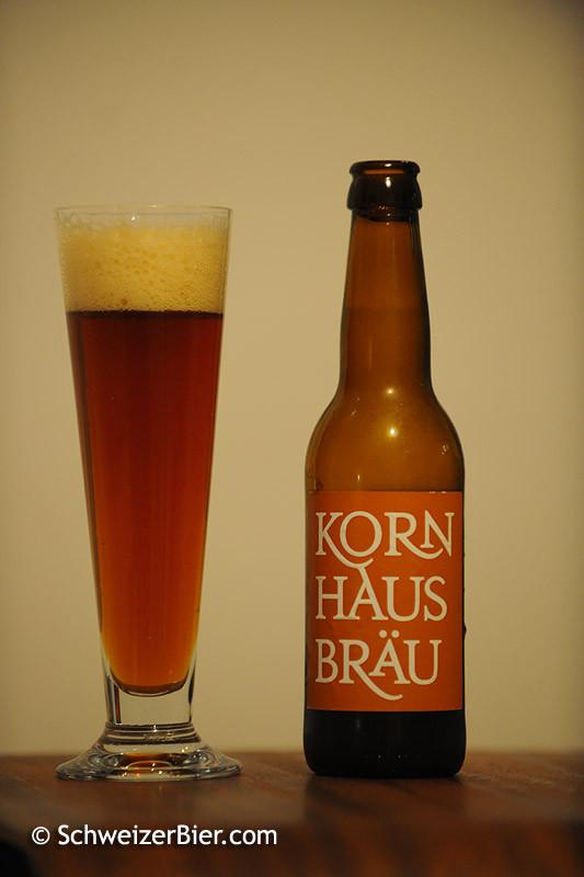 Kornhausbräu - Das Dunkle