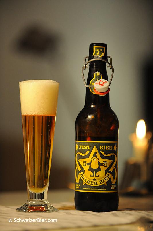 Baarer Bier - Fest Bier