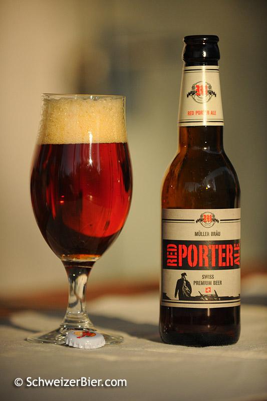 Red Porter Ale - Müller Bräu